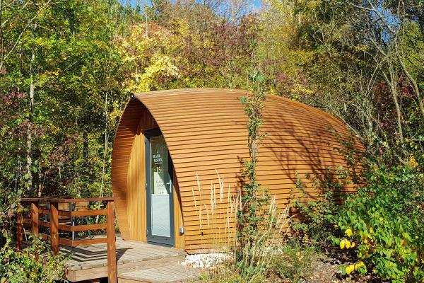 Glamping Resorts Herbst